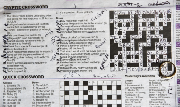 The Times Cryptic Crossword Book 12