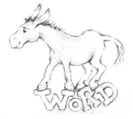 donkeyword