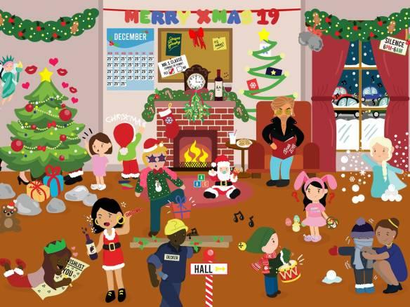 holidaysongpuzzle