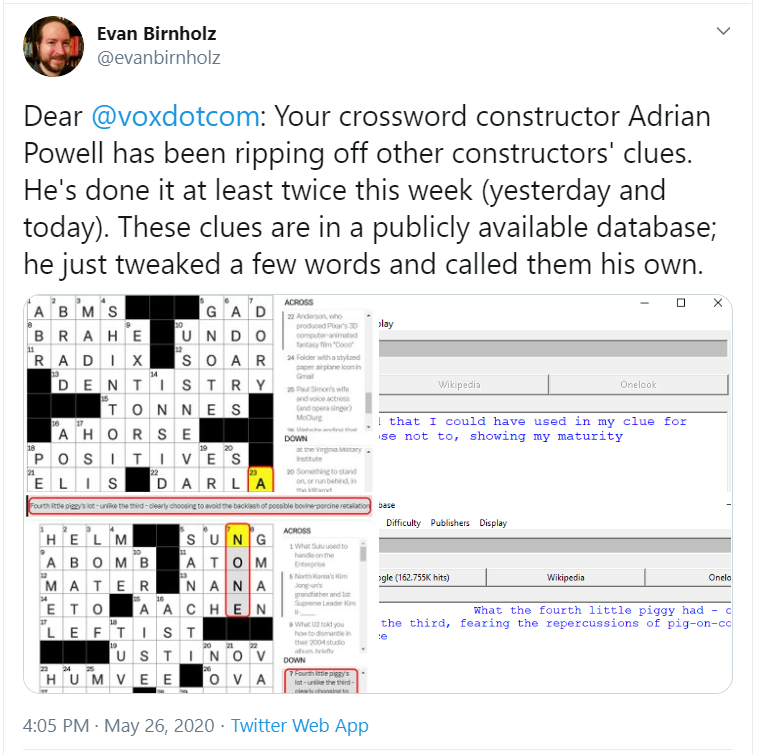 Evan Birnholz Puzzlenation Com Blog