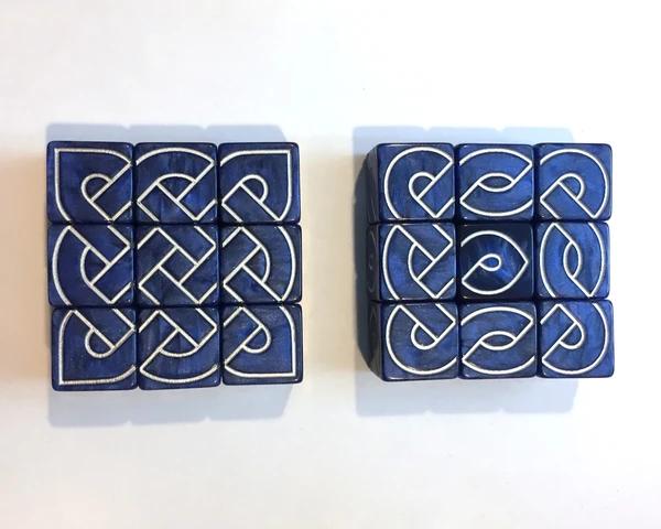 blue knot dice