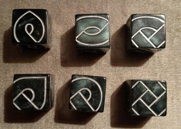 dice types