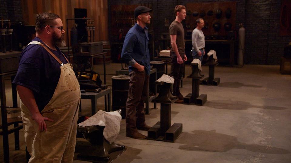 four contestants