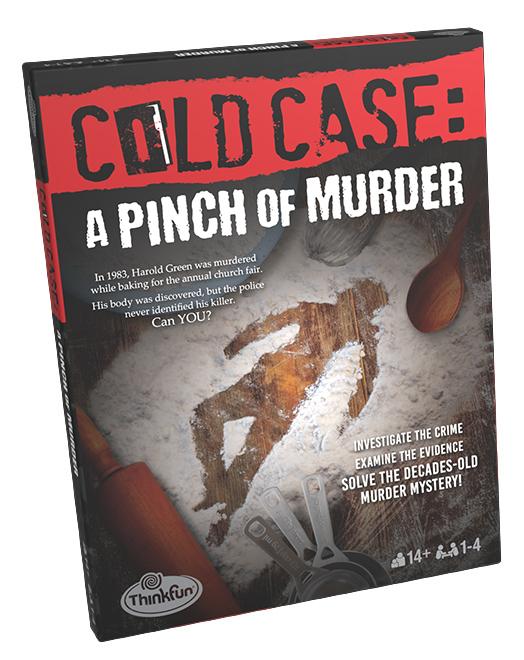 pinch of murder box