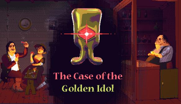 Case of Golden Idol steam logo 616 x 353